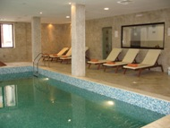 Spa center near your Bulgarian chalet